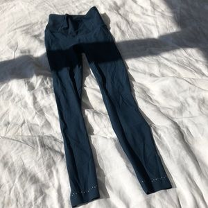 Teal Lululemon Size 4 leggings